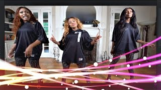Meghan Trainor - No (Karma LIVE, Miesha Michelle Choreography)