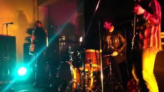 THE SILKS 'Smokey Eye'  LIVE @ URI  2012