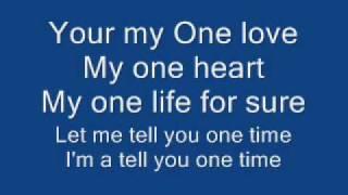 Justin Bieber - One Time - Official Lyrics