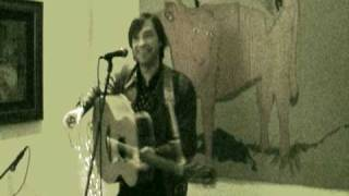 Gavin Piercy - The Line Of My Defences (live - acoustic)