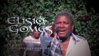 NovoCD DVD Elisio Gomes