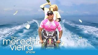 """Flo Rida & Meredith's """"GDFR"""" Music Video! 