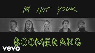 Walk Off The Earth - Boomerang (Lyric Video)