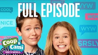 Would You Wrather Have a Hippo 💻 | Full Episode | Coop & Cami Ask the World | Disney Channel