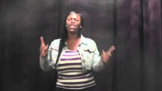 Rodnaisha Richmond I Know You Wont by Carrie Underwood