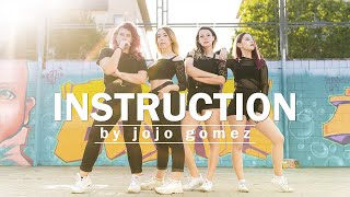 Instruction - Choreography by Jojo Gomez