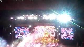 VIDEO DEL CONCIERTO DE PLAZA EN PLAZA CON LOS ANGELES  AZULES EN EL AUDITORIO NACIONAL CDMX