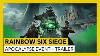 Rainbow Six Siege Apocalypse Event Going Live This Week