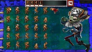 Plants vs Zombies Mod Metal Slug Soldiers - MOD METAL SLUG SOLDIERS vs ZOMBIES FIGHT!