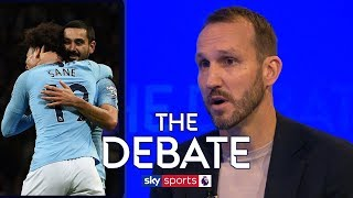 Can anyone catch Manchester City? | The Debate | Schwarzer & Higginbotham