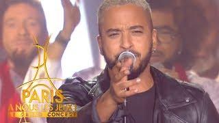 """Slimane - """"Viens on s'aime"""" (Live @ A Nous Les Jeux, Le Grand Concert)"""
