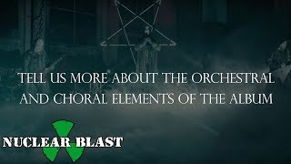 DIMMU BORGIR - Orchestral + Choral Elements Of Eonian (OFFICIAL INTERVIEW)