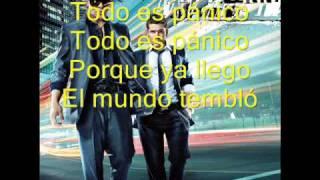 Dyland Y Lenny - Pánico (Lyrics)