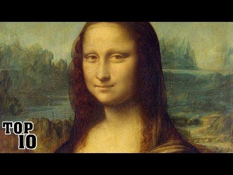 Top tablouri cunoscute