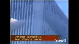 Plantão da Globo - 11 de setembro 2001 - (3/3)