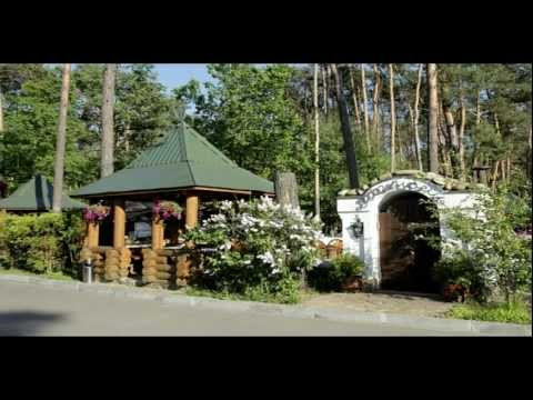 Киев отель ресторан КОЗАЦЬКИЙ СТАН на gidvideo.com