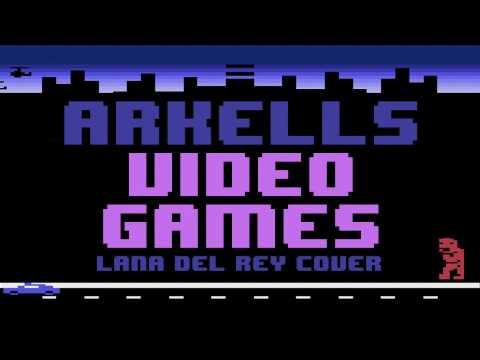 Arkells Video Games Acoustic Lana Del Rey Cover Chords Chordify