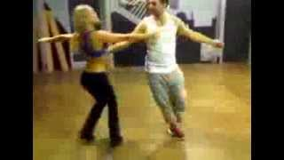Dirty Dancing choreography learnt in 1h30 to a non-dancer!