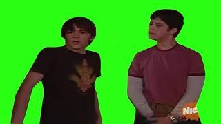 Drake y Josh - ¿Donde esta la puerta? (Green Screen)