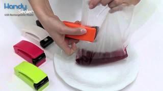 Handy Sealer - Dụng Cụ Dập Túi Cầm Tay