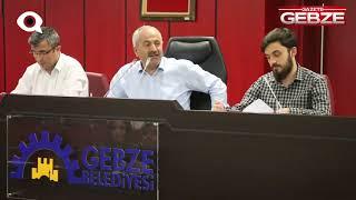 Gebze meclisi ikinci kez toplandı