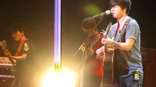 YB @ Gap Born to Rock 2011--Flying Butterfly