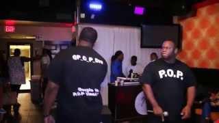 P.O.P Vinci Dre Live @ D.J. Rhymer Birthday Bash PT. 1