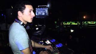 Dj Carle's- Perform's-I drove all night-Dj Nano feat Vanessa Klein-Dijou's 20 oct-2011-Moet.