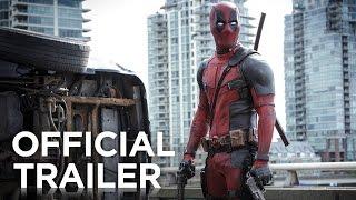 Deadpool / Official HD Teaser Trailer/ 2016