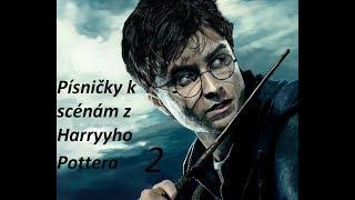 Písničky k scénám z Harryho Pottera 2. díl