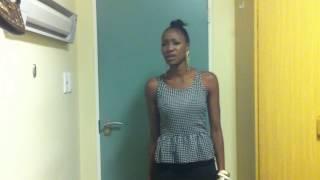 Christina Aguilera - Mercy On Me by Varaidzo Nyakunika