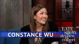 """Constance Wu Explains What """"Couture"""" Means"""