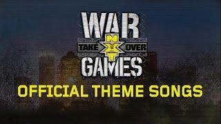 Temas oficiales de WWE NXT Takaover: WarGames