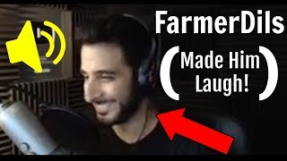 FarmerDils laughed at me (rainbow six siege)
