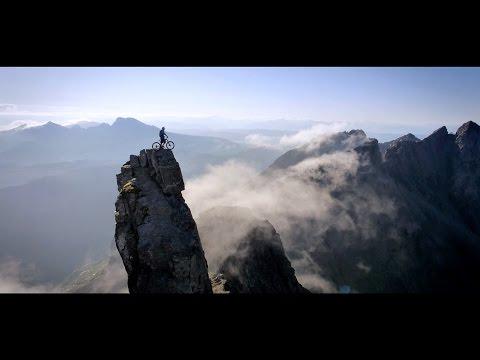 Ridge, 面對困難,挑戰自我,超越不可能的極限!