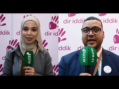 Video : Dir iddik Summit 2019 : Plus de 600 bénévoles et associations mobilisés