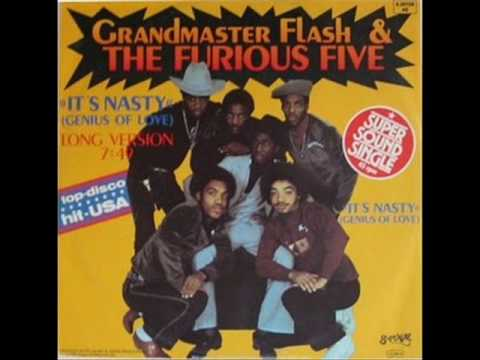 Grandmaster Flash And The Furious Five Chords Chordify