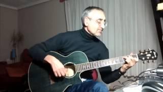 CAMARIÑAS - Luar Na Lubre (Guitar Cover By Jesus Las Heras)