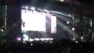 Eminem - The Hills (The Weeknd) @ Lollapalooza Argentina 2016