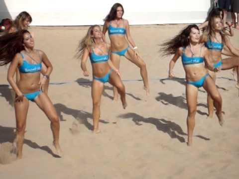 Sexy Beach Dancers- Agadir Morocco FIVB 2012