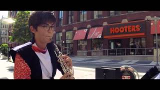 Alana Stevenson: Oboe Solo