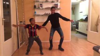 Yuri Da Cunha - Mae Grande. Dancing by family Brazão & friends