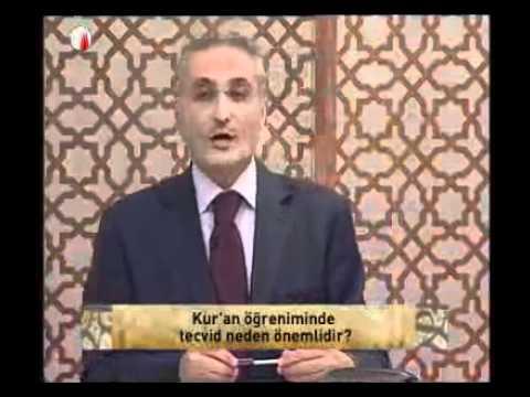 Fatih Çollak Hoca Efenfi  Ile Kuran Dersleri- 1 Bölüm