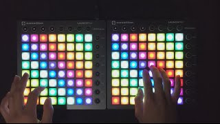 Cash Cash - Overtime Launchpad MK2 Cover + Project File
