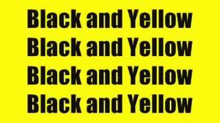 Black And Yellow Lyrics Wiz Khalifa