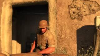 Sniper Elite 3 - eksplozja twarzy