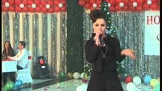 Kosovare Hasi-ne programin e vitit te ri 2011 ne tv era