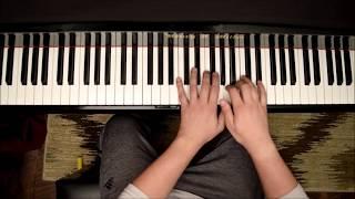RIHANNA - LOVE ON THE BRAIN - PIANO COVER