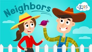 What Is a Neighbor?