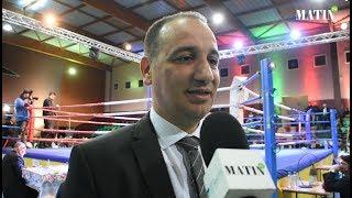 Mohamed Moustahsane honoré à l'occasion d'une soirée de gala à Casablanca